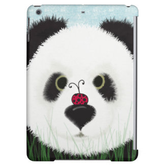 The Panda And His Visitor Ipad Air Case