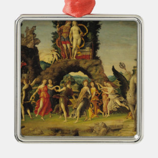 The Parnassus: Mars and Venus Christmas Ornament
