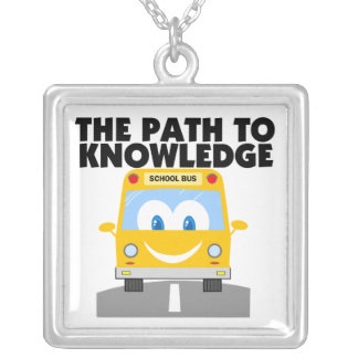 The Path to Knowledge Pendants