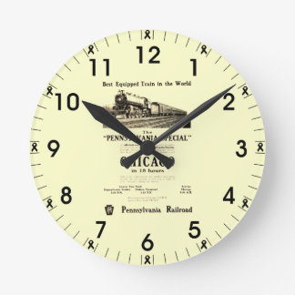 The Pennsylvania Special Wall Clock