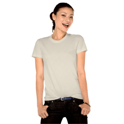 The Peoples Voice TV Organic Ladies T Shirt