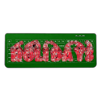 The Perfect Wireless Keyboard for the Holidays
