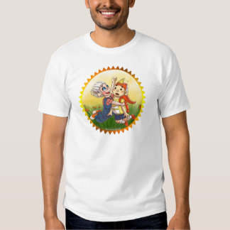 The Phasieland Fairy Tales T Shirts