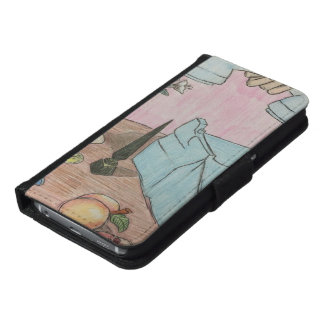 The Phone Call Samsung Galaxy S6 Wallet Case