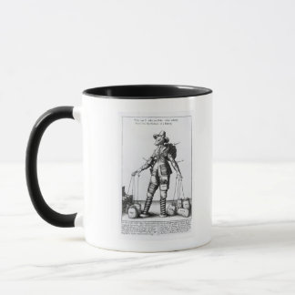 The Picture of Pattenty', c.1641-50 Mug
