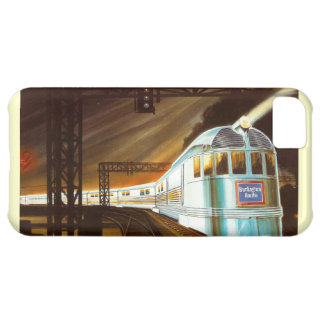The Pioneer Zephyr 1934 iPhone 5C Case