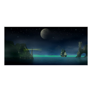 The Pirate Cove Posters