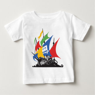 The Pirate Google Baby T-Shirt