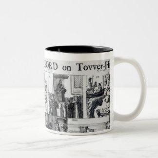 The Popish Damnable Two-Tone Mug