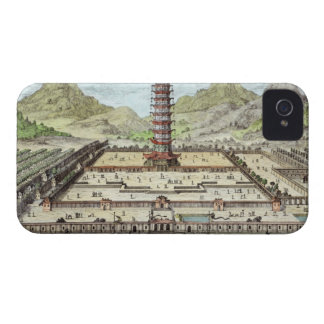 The Porcelain Tower of Nanking, plate 12 from 'Ent Case-Mate iPhone 4 Cases