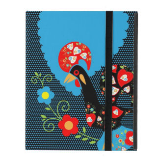 The Portuguese Rooster iPad Cover