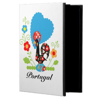 The Portuguese Rooster of Luck Cover For iPad Air