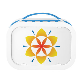 The Pow Girl Lunch Box