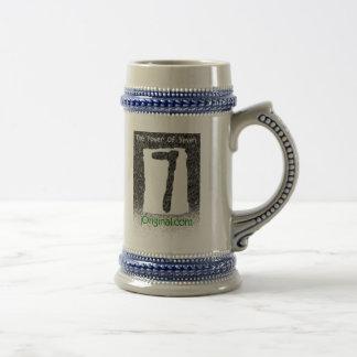 The Power Of Seven Luxury Mug