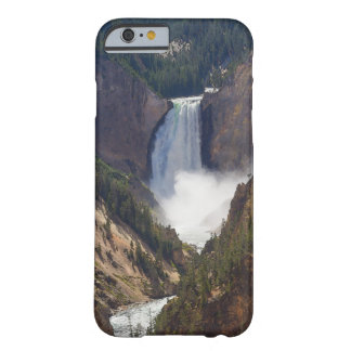 The Power Of Yellowstone Barely There iPhone 6 Case