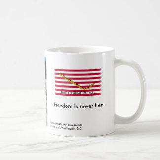The Price of Freedom Coffee Mugs