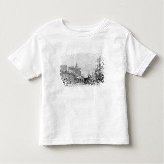 The Prince's Dock, Liverpool T Shirt