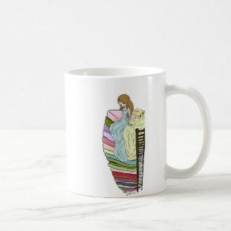 The Princess and the Pea Coffee Mug