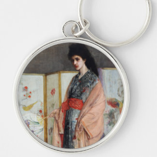 The Princess from the Land of Porcelain, Whistler Key Ring