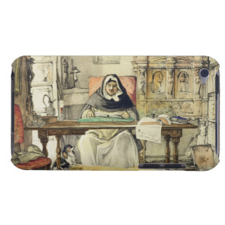 The Prior, from 'Sketches of Spain', engraved by C iPod Touch Cases