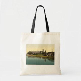 The Priory Church Christchurch England classic P Tote Bag