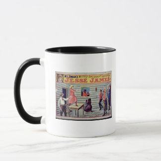 'The Prison Is Not Built That Will Hold Jesse Jame Mug