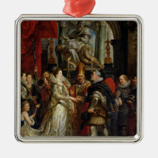 The Proxy Marriage Christmas Ornament