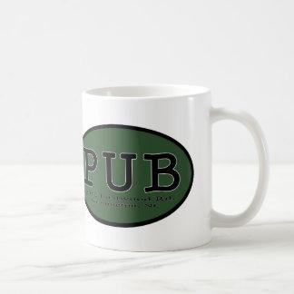 The Pub coffee mug