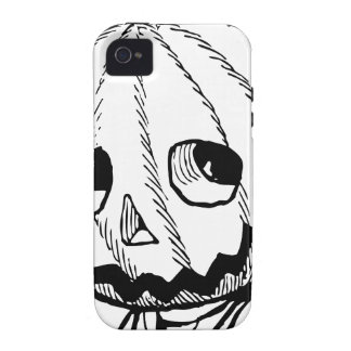 The Pumpkin Head iPhone 4 Cases