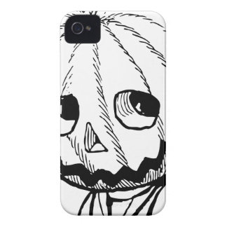 The Pumpkin Head Case-Mate iPhone 4 Cases