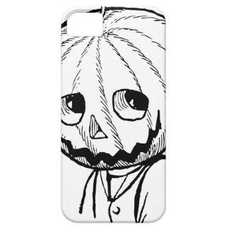 The Pumpkin Head iPhone 5 Case