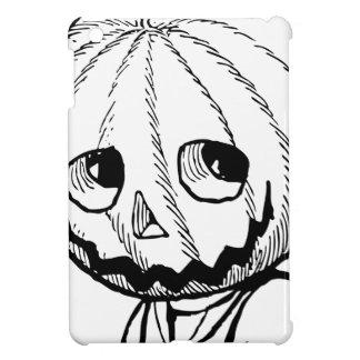 The Pumpkin Head iPad Mini Case
