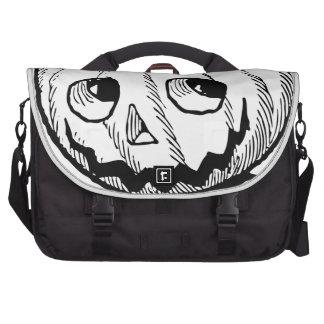 The Pumpkin Head Bag For Laptop