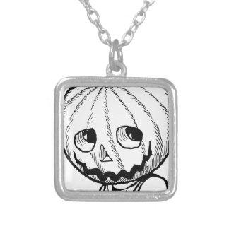 The Pumpkin Head Necklace