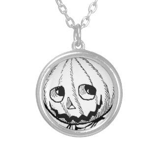 The Pumpkin Head Necklaces