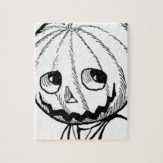 The Pumpkin Head Jigsaw Puzzles