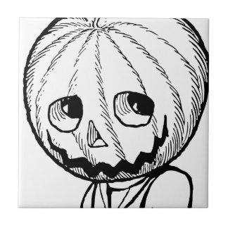 The Pumpkin Head Tile