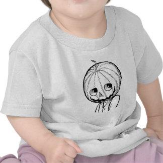 The Pumpkin Head T Shirt
