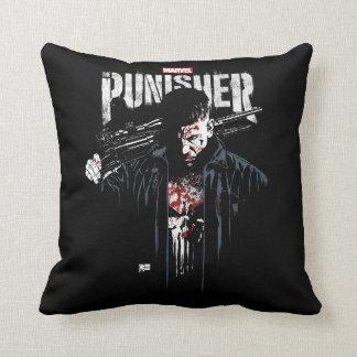 The Punisher | Jon Quesada Cover Art Cushion