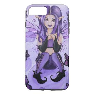 """The Purple Fairy"" iPhone 7 case"