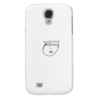 The Queen of England Drawing by Han Galaxy S4 Case