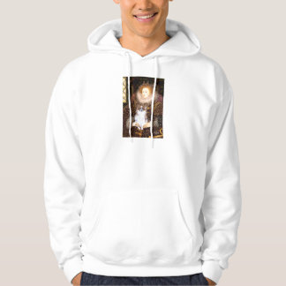 The Queen - Papillon 6 Hoodie