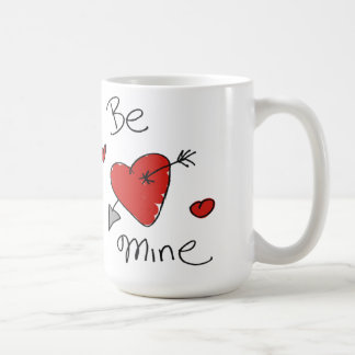 The Question Valentine's Day Mug