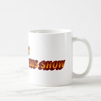 The Raptor Jesus Show Mugs