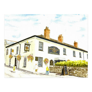 The Rashleigh Arms Postcard