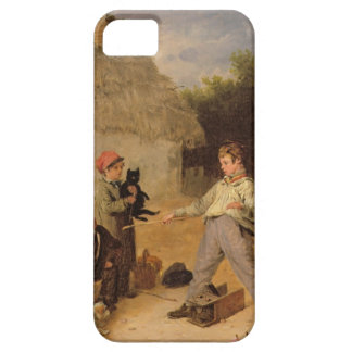 The Rat Trap (oil on panel) Case For The iPhone 5
