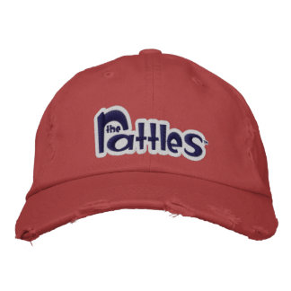 The Rattles Embroidered Hat