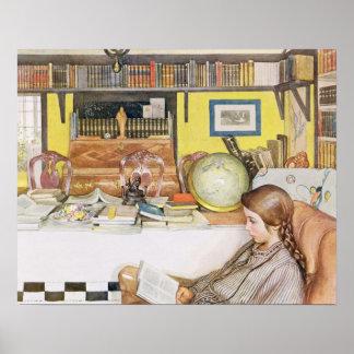 The Reading Room, pub. in 'Lasst Licht Hinin' (`Le Poster