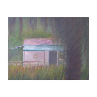 THE REAL FLORIDA Salt Springs Canvas Print