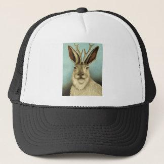 The Real Jackalope Trucker Hat